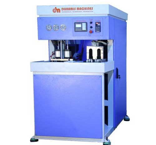 2-Cavity-Semi-Automatic-Blowing-Machine---1800-BPH